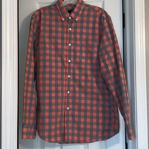 J. Crew men's button up